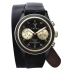 Triwa Brasco Chrono Watch Ebony Gold: Image 1
