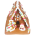 DIY Gingerbread House Kit with Sugar Figures: Image 3