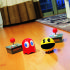 Pac-Man Remote Control Pac-Man and Ghost Racers: Image 1