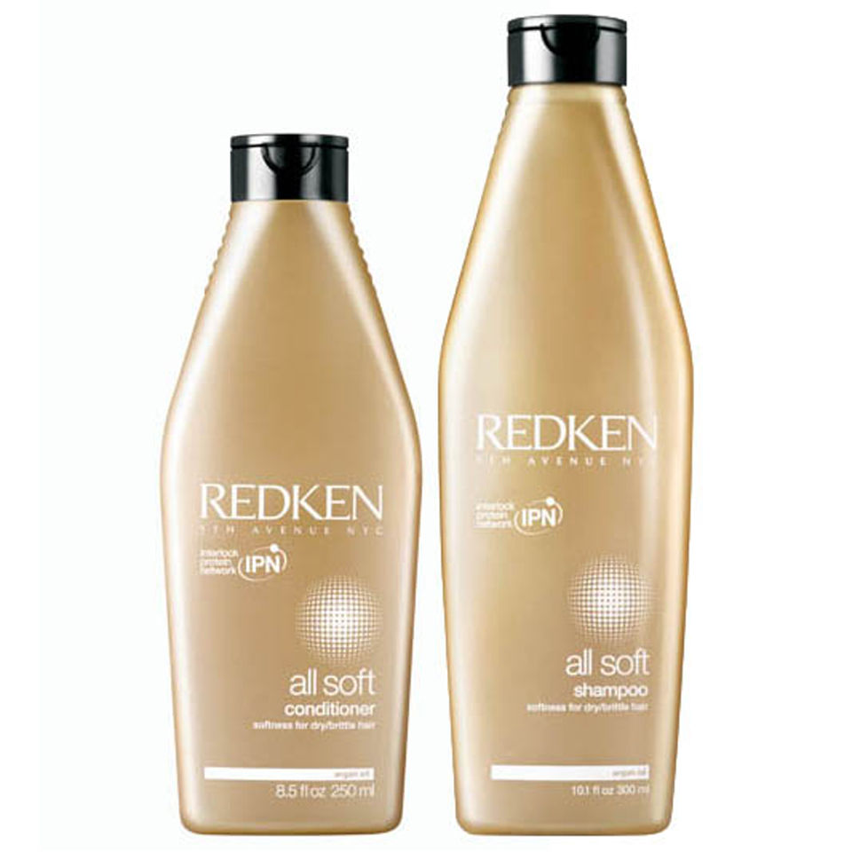 Redken All Soft Duo 2 Products Free Delivery