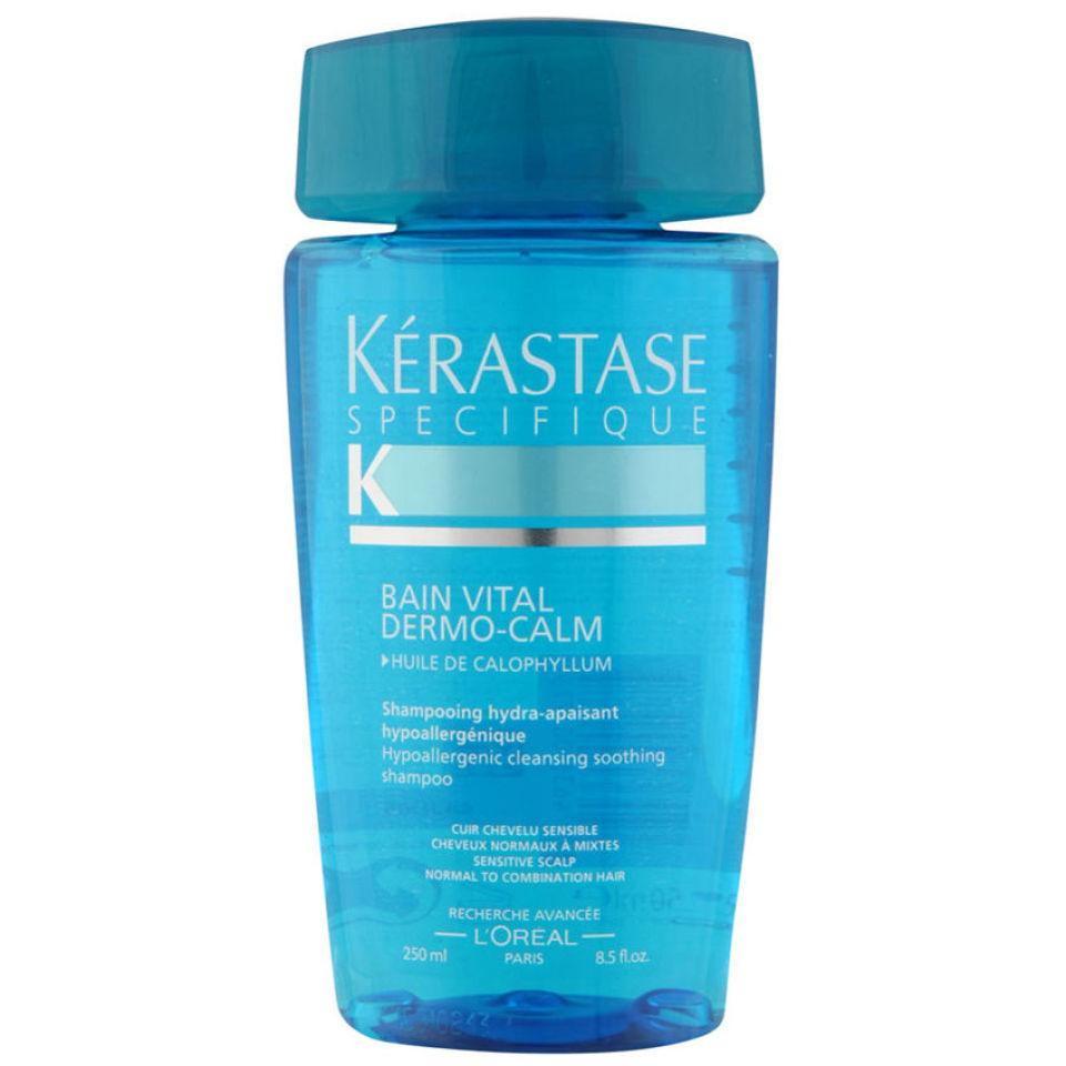 K 233 Rastase Specifique Dermo Calm Bain Vital 250ml Free