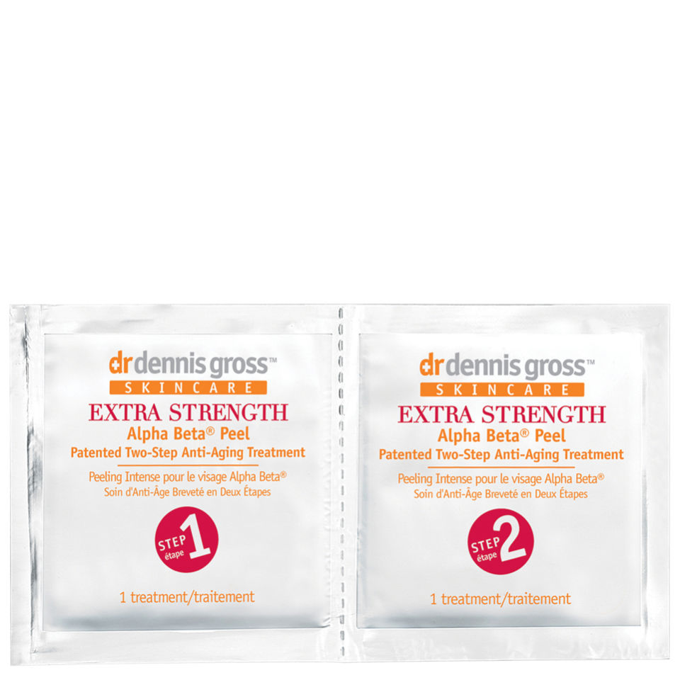 Dr Dennis Gross Extra Strength Alpha Beta Face Peel