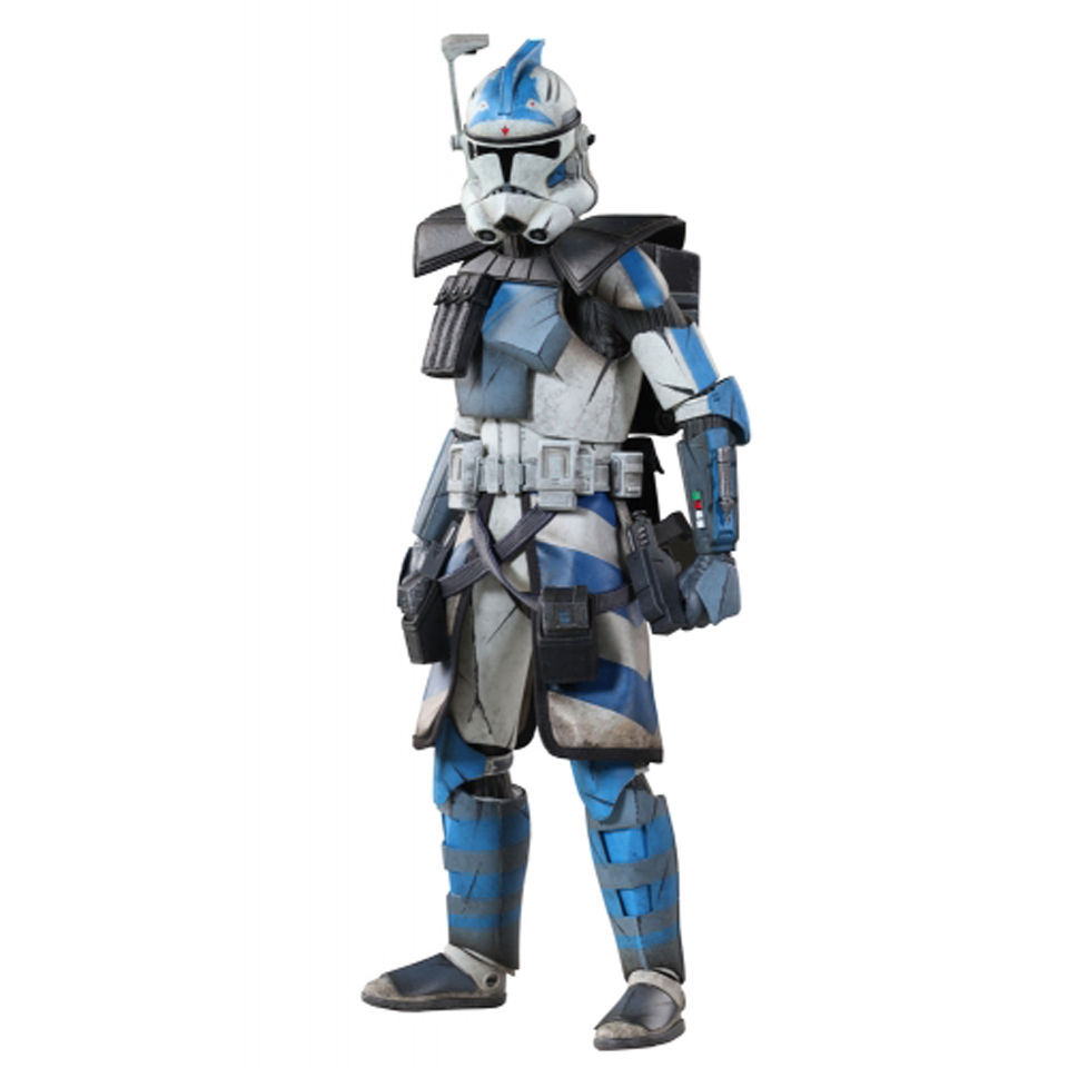 Sideshow Collectibles Star Wars Arc Clone Trooper Fives