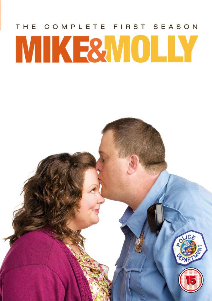 Mike and molly seizoen 1 dvd zavvi nl