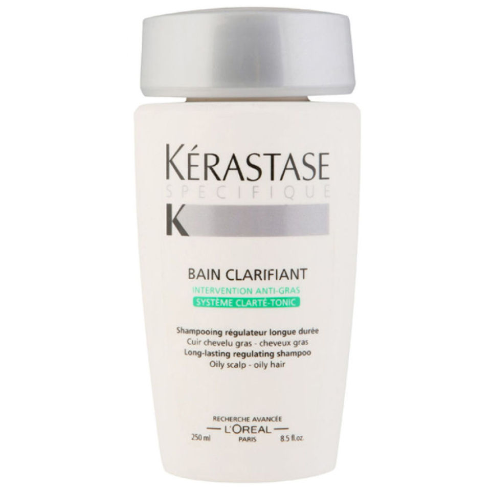 K rastase bain clarifiant 250ml free delivery for Kerastase bain miroir conditioner