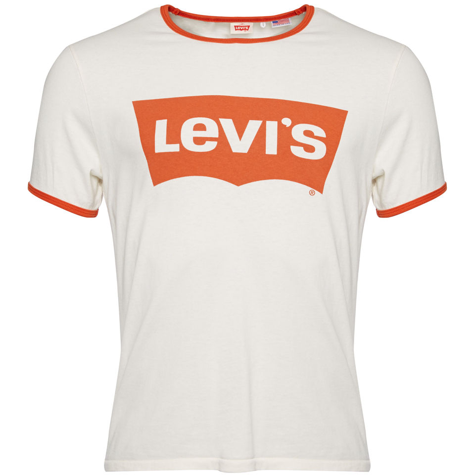 Levi's Vintage Men's 1970s T-Shirt - White