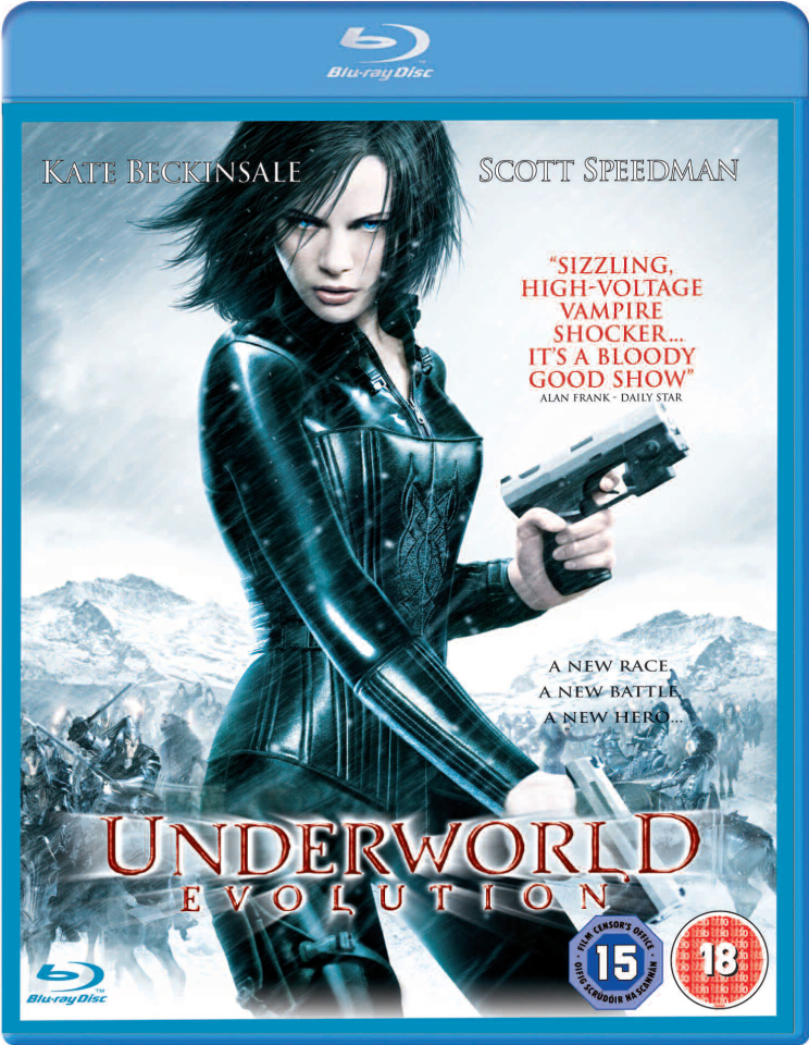 underworld 2 evolution blu ray. Black Bedroom Furniture Sets. Home Design Ideas