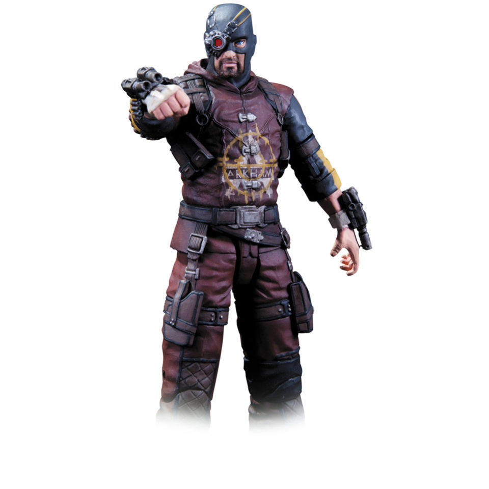 Batman Arkham City Series 4 - Deadshot Action Figure | IWOOT
