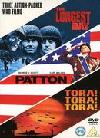 Classic War Triple Pack 2 - The Longest Day/Patton/Tora!