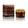 Ortigia Ambra Nera Square Candle: Image 1
