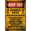 Zombie Keep Out - Maxi Poster - 61 x 91.5cm: Image 1