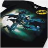 DC Comics Men's Batman Reaching Jump T-Shirt - Black : Image 3