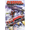 Marvel Now Deadpool: Deadpool Vs. S.H.I.E.L.D. - Volume 4 Graphic Novel: Image 1
