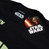 Star Wars Men's Boba Fett Head T-Shirt - Black: Image 3
