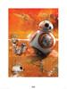 Star Wars The Force Awakens BB-8 Print: Image 1