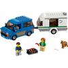 LEGO City: Van and Caravan (60117): Image 2