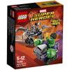 LEGO DC Vs. Marvel Mighty Micros: Hulk Vs. Ultron (76066): Image 1