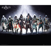 Assassins Creed Characters - 16 x 20 Inches Mini Poster: Image 1