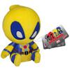 Mopeez Marvel Yellow Deadpool Figure: Image 1