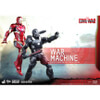 Hot Toys Marvel Captain America Civil War War Machine Mark III 12 Inch Figure: Image 9