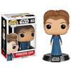 Star Wars The Force Awakens Princess Leia Pop! Vinyl Bobble Head Figure: Image 1