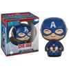 Marvel Captain America Civil War Captain America Dorbz Action Figure: Image 1