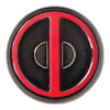 Marvel Deadpool Coloured Pewter Lapel Pin: Image 1
