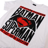 DC Comics Men's Batman v Superman Gotham Guardian T-Shirt - White: Image 3