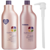 Pureology Pure Volume Shampoo and Conditioner (1000ml): Image 1