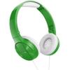 Pioneer SE-MJ503 Foldable DJ Style Headphones - Green: Image 1