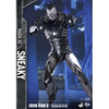 Hot Toys Marvel Iron Man 3 Iron Man Mark XV Sneaky 12 Inch Statue: Image 3