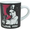 Star Wars I Love You Set of 2 Mini Mug: Image 2