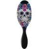 Wet Brush Sugar Skull - Purple Rose: Image 1