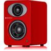 Steljes Audio NS1 Bluetooth Duo Speakers - Vermilion Red: Image 3