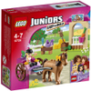 LEGO Juniors: Stephanie's Horse Carriage (10726): Image 1