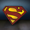 DC Comics Superman Logo Light: Image 1
