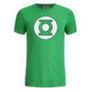 DC Comics Green Lantern Men's Circle Logo T-Shirt - Green: Image 1