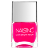 nails inc. Claridge Gardens Nail Polish - Neon Pink 14ml: Image 1