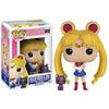Sailor Moon & Luna Pop! Vinyl Figure: Image 1