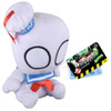 Mopeez Ghostbusters Stay Puft Marshmallow Man Plush Figure: Image 1