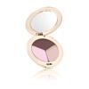 Jane Iredale PurePressed Triple Eye Shadow - Pink Bliss: Image 1
