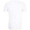 DC Comics Men's Suicide Squad Line Up Logo T-Shirt - White: Image 3