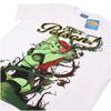 DC Bombshells Men's Poison Ivy T-Shirt - White: Image 3