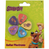 Scooby-Doo! Scooby and the Gang Guitar Plectrums (Set of 5): Image 3