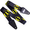 Batman Logo Fabric Guitar Strap: Image 1