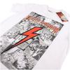 Flash Gordon Men's Comic Strip T-Shirt - White: Image 3
