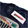 Superbad Men's Reg Plate T-Shirt - Navy: Image 2