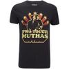 Karate Kid Men's Muthas T-Shirt - Black: Image 1