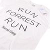 Forrest Gump Men's Run Forrest T-Shirt - White: Image 2
