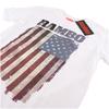 Rambo Men's Flag T-Shirt - White: Image 3